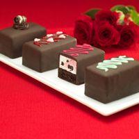 "Baskin-Robbins Sweetens February with Valentine's Day Ice Cream Cake Bites and ""Box of Chocolates"""