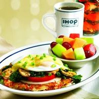 Breakfast Innovation at IHOP With Hash Brown Stacks