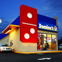 Domino's Pizza Hustles to Prepare for Biggest Day of the Year
