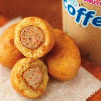 Dunkin' Donuts Brings Back Sausage Pancake Bites