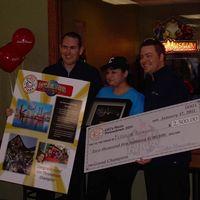 Houston Area Pizza Artisan Wins Second Annual CiCi's Pizza Throwdown