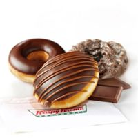 Krispy Kreme Chocolate Doughnuts: Treats for the Chocolate Lover in You