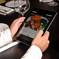 Restaurant Menu Software 'eMenu' Ready to Wave Goodbye to Traditional Paper Menus