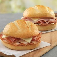 Dunkin' Donuts Introduces New Bakery Sandwiches