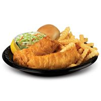 Hand-Battered Perfection – Culver's North Atlantic Cod Delights