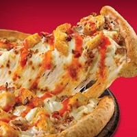 Papa John's Launches Limited Time Offer Buffalo Chicken Pizza