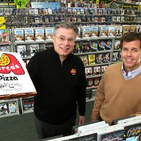 Pizza and a Movie? Marco's Partners with Family Video