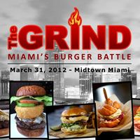 The Grind Burger Battle in Miami
