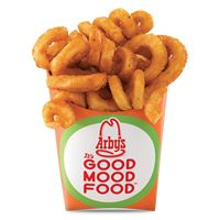 Arby's Announces New Tax Code: Free Curly Fries for All and $5,000 in Tax Relief up for Grabs