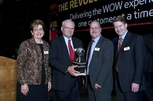 Krystal Names Prattville Operator Franchisee of the Year