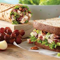 Arby's Market Fresh Pecan Chicken Salad Sandwich and Wrap Returns