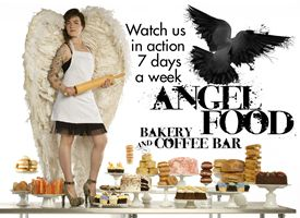 Hell's Kitchen founders open Angel Food Bakery in downtown Minneapolis.