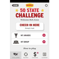 Denny's Invites Guests On A Tour Of America With New Mobile App