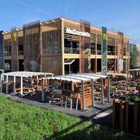 McDonald's Sneak Preview of Flagship Restaurant in the Olympic Park