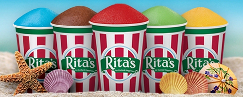 Rita's Italian Ice Celebrates First Day of Summer With $2 Ice