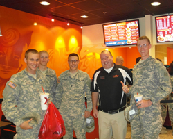 Wing Zone Fort Carson Opening