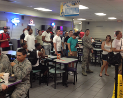 Wing Zone Plans More Military Base Locations by the End of 2012