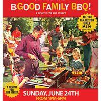 b.good Restaurants to Host Ninth Annual Summer BBQ; Proceeds to Benefit Artstreet