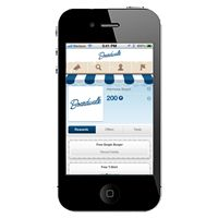 Boardwalk Fresh Burgers and Fries Taps Cardagin to Power Mobile Loyalty and Rewards Program