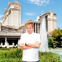 Caesars Palace to Open Gordon Ramsay Pub & Grill in Late 2012