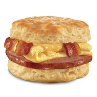 Carl's Jr. and Hardee's Double the Goodness with New Bacon Bacon Biscuit