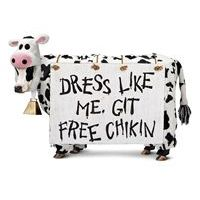 Chick-fil-A Offers FREE Meals to Lucky Cow-Clad Customers on Cow Appreciation Day July 13