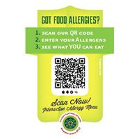 Gipsee Introduces Food Allergy Solution for Restaurants Using QR Codes