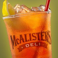 Life Just Got a Little Sweeter With McAlister's Deli 'Free Tea Day' on July 26th