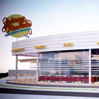 Securing Restaurants In 23 Countries By 2013, Johnny Rockets Announces New International Division