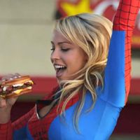 Spider-Man Eats Free at Carl's Jr. and Hardee's on Fourth of July