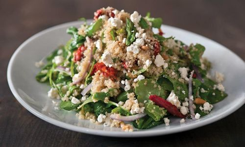 California Pizza Kitchen Quinoa & Arugula Salad