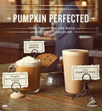 Caribou Coffee Serves Up Three New Breakfast Sandwiches and New Reformulated Pumpkin Offerings