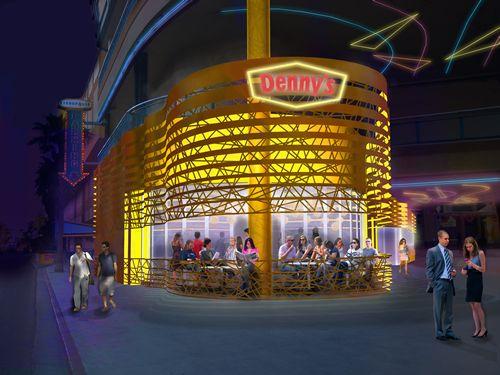 Denny's to Open Flagship Diner in Las Vegas' Neonopolis