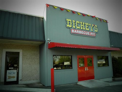 Dickey's Barbecue Loves Georgia