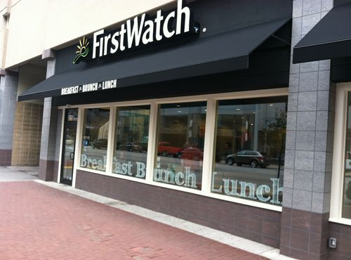 First Watch Opens Second Restaurant in Indianapolis