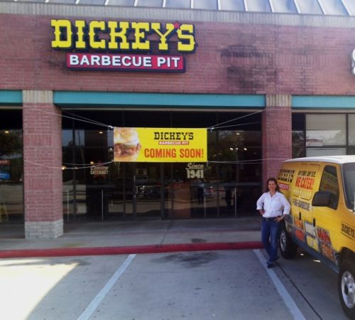 Humble is Hot for Dickey's Barbecue