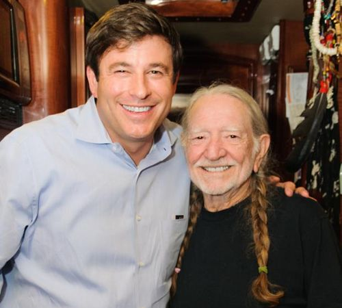 Raising Cane's brings country legend Willie Nelson to House of Blues in Dallas, New Orleans