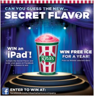 Can You Guess the New Secret Flavor?