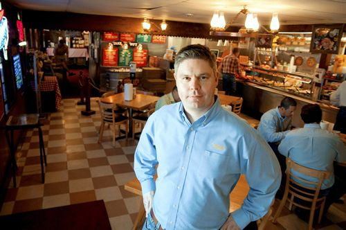 Q&A: Roland Dickey, Jr., President, Dickey's Barbecue Pit