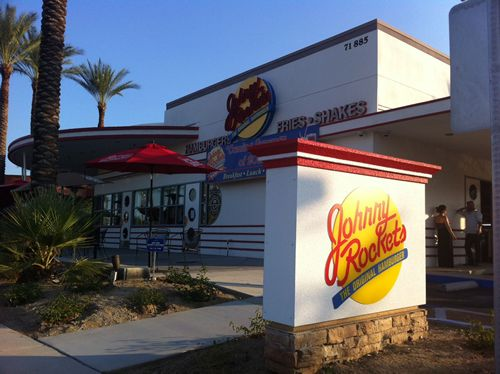 Second Largest U.S. Johnny Rockets Opens In Rancho Mirage