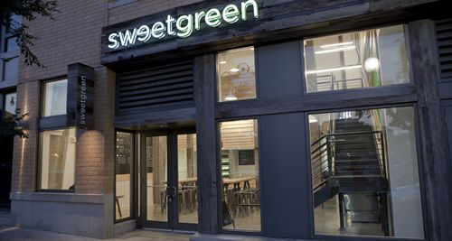 Sweetgreen Opens 13th Location in DC's City Vista Complex