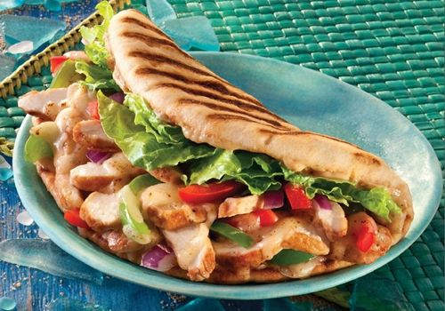 Tropical Smoothie Café Introduces New Baja Chicken Flatbread and Guava Punch Smoothie