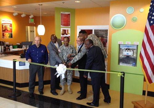 UFood Restaurant Group Opens First of Three Units at Aberdeen Proving Ground