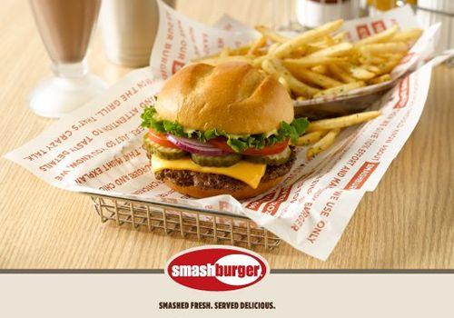 Valley's Award-Winning Tenth Smashburger to Sizzle into Mesa