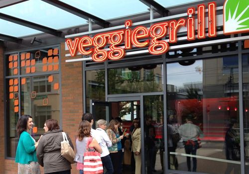 Veggie Grill Plants Roots in Seattle's South Lake Union