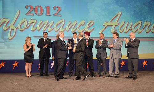 Church's Chicken 2012 Global Convention Honors Its Past with a 60th Anniversary Celebration