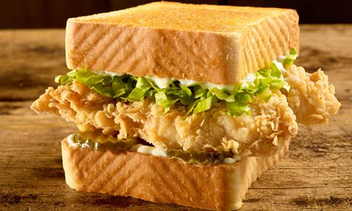 Church's Chicken Launches Big Tex Tender Sandwich