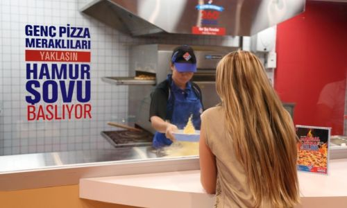 Domino's Pizza Opens 10,000th Store