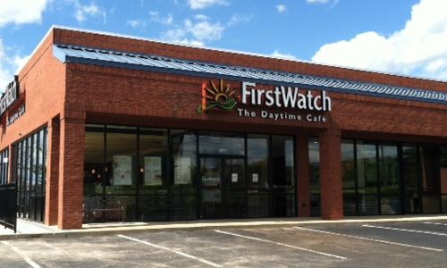 First Watch Opens First Restaurant in Lexington