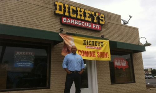 Free Sandwiches at Dickey's Barbecue in Georgetown
